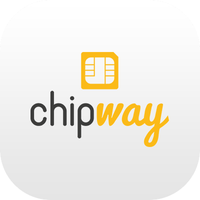 Logotipo da Interface Celular ChipWay da Leucotron