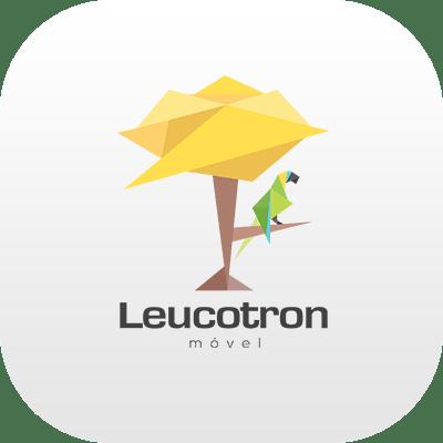 Logotipo do Ramal Móvel Leucotron da Leucotron