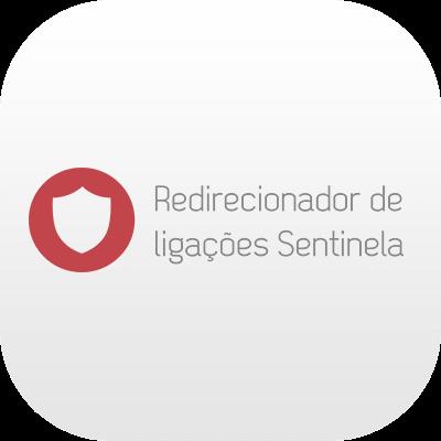 Logotipo do Redirecionador de Ligações Sentinela da Leucotron