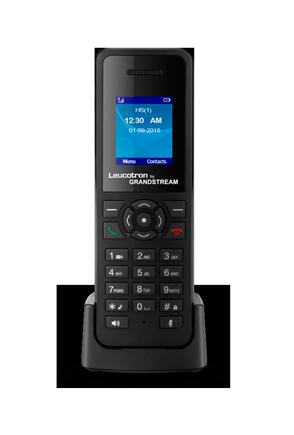 Imagem do terminal telefônico sem fio DECT Leucotron by Gransdstream DP720.