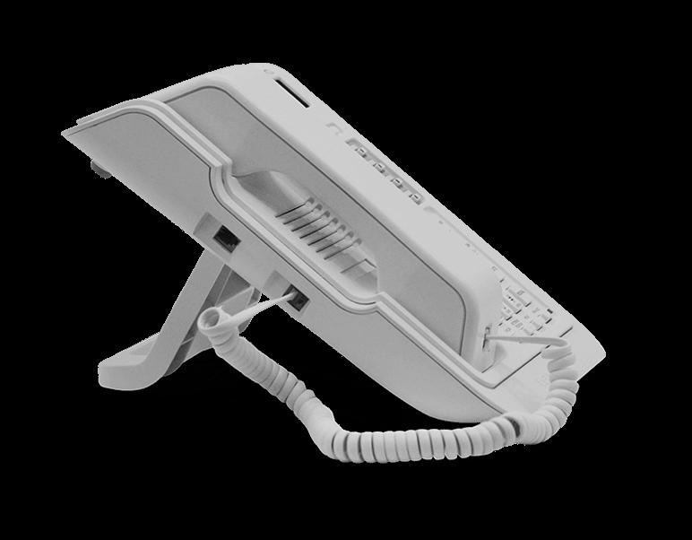 Imagem do terminal telefônico Orbit.go.