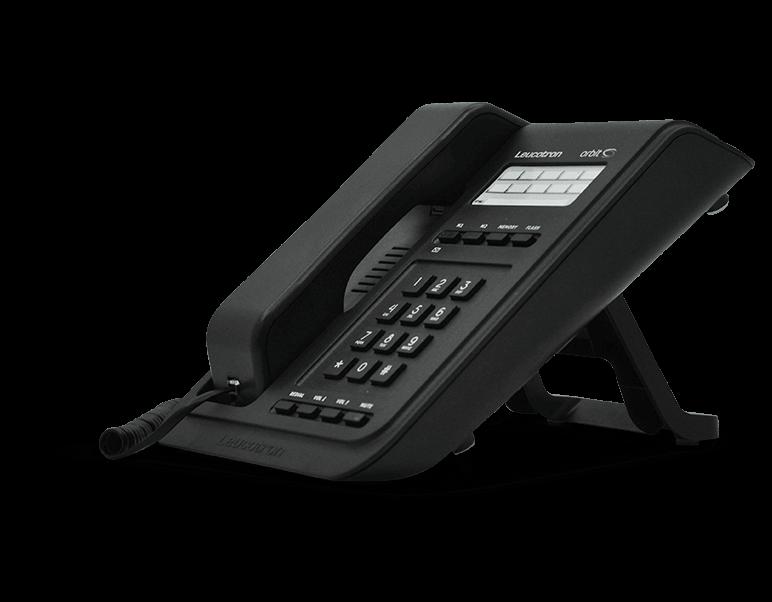 Imagem do terminal telefônico Orbit.tech.
