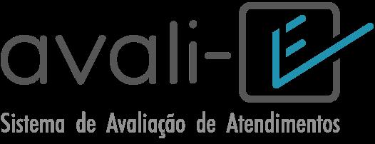 Logo do Sistema de Avaliação de Atendimentos Avali-E da Leucotron.