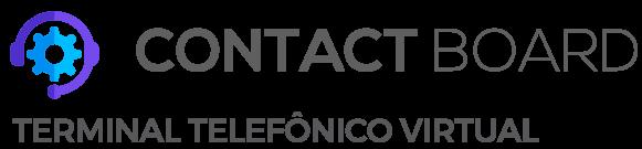 Logo do Contact Board da Leucotron.